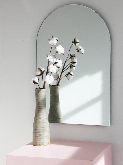 Tombstone Mirror Flat Polish