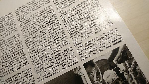 自転車雑誌 ビチクラシカ
