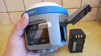 Akkumulátor és SIM kártya hely