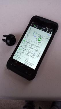 UT12 terepi vezérlő, Szauron gyűrűjével