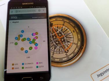WebUI okos telefonon