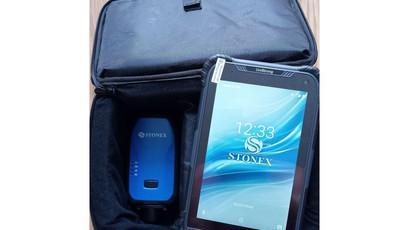 A Stonex S500 csomag