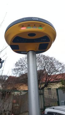 FORGEO E-100 ORION RTK GNSS vevő