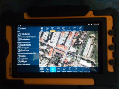 TopoXpress GIS szoftver