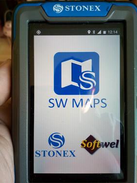 SW MAPS az olasz térinformatikához