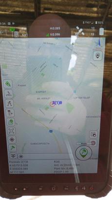 SurvX és a Google Maps