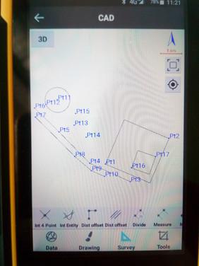 SurvX: CAD (2D)