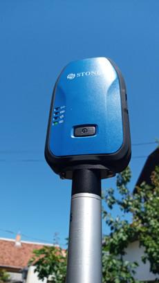 Stonex S500 1-frekvenciás GNSS