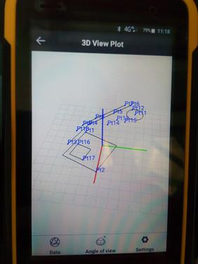 SurvX: CAD (3D)