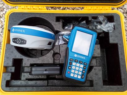 Stonex S900T műszercsomag