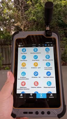 RUIDE N80T RTK tablet