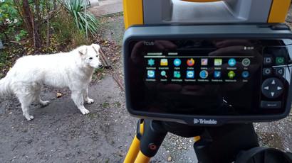 Földmérő Kutya és az Android