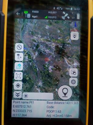 SurvX: Google Térkép (műholdkép)