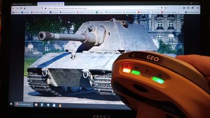 Nem, ez nem az az E-100!