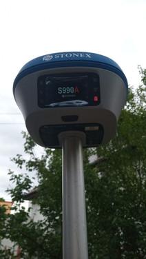 Stonex S990A RTK GNSS vevő