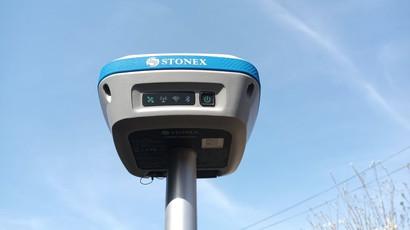 Stonex S850A vevő
