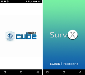 CUBE-A & SurvX logo