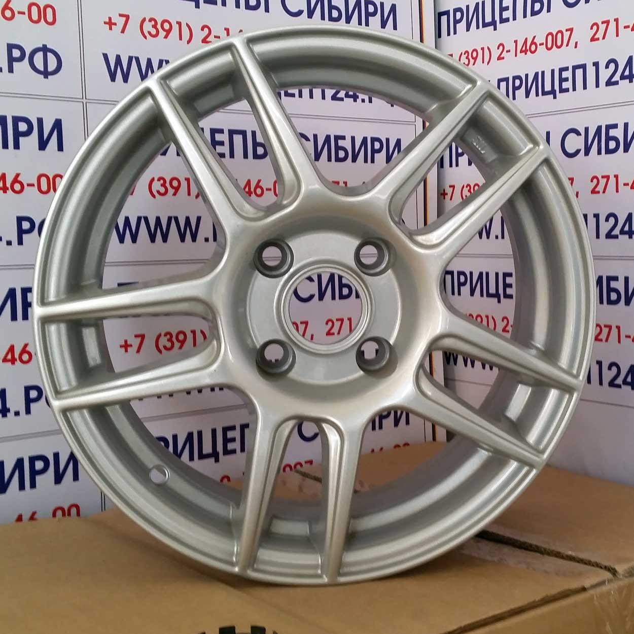 Литые диски КиК, R15, K-47 «Крузо»