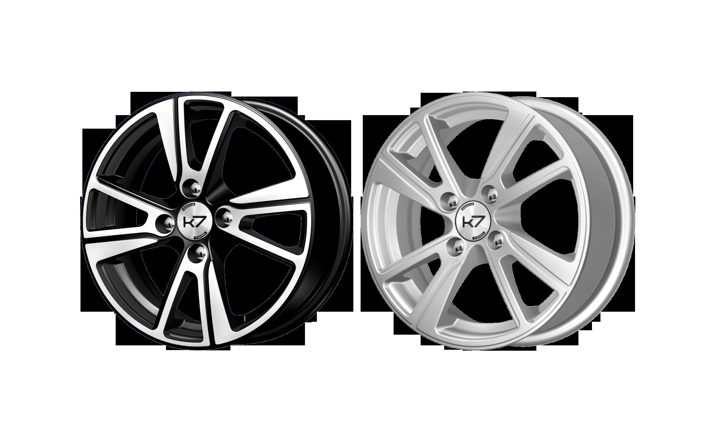 Литые диски КиК, R14 K-27 Галеон