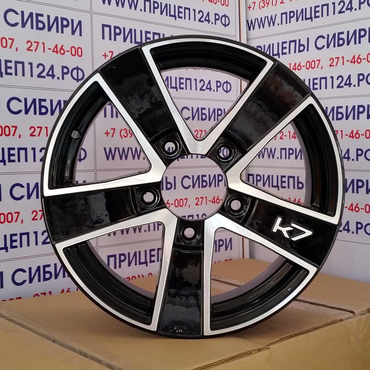 Литые диски КиК, R16 K-97 Колумб