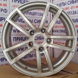 Литые диски КиК, R16 K-87 Корсика