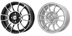 Литые диски КиК, R14 K-37 Корвет