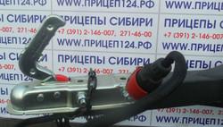 Вилка электропроводки для прицепа