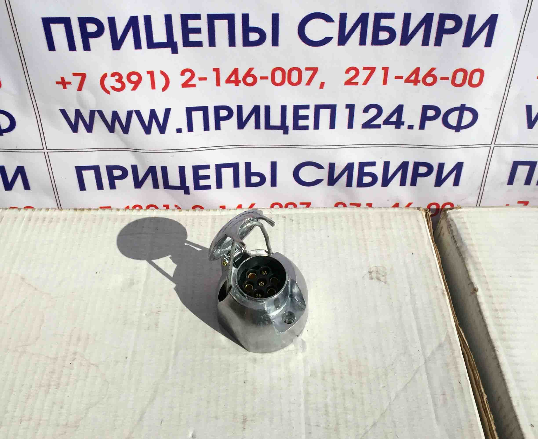 Розетка прицепного устройства-2