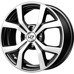 Литые диски КиК, R15, K-147 Каспиан