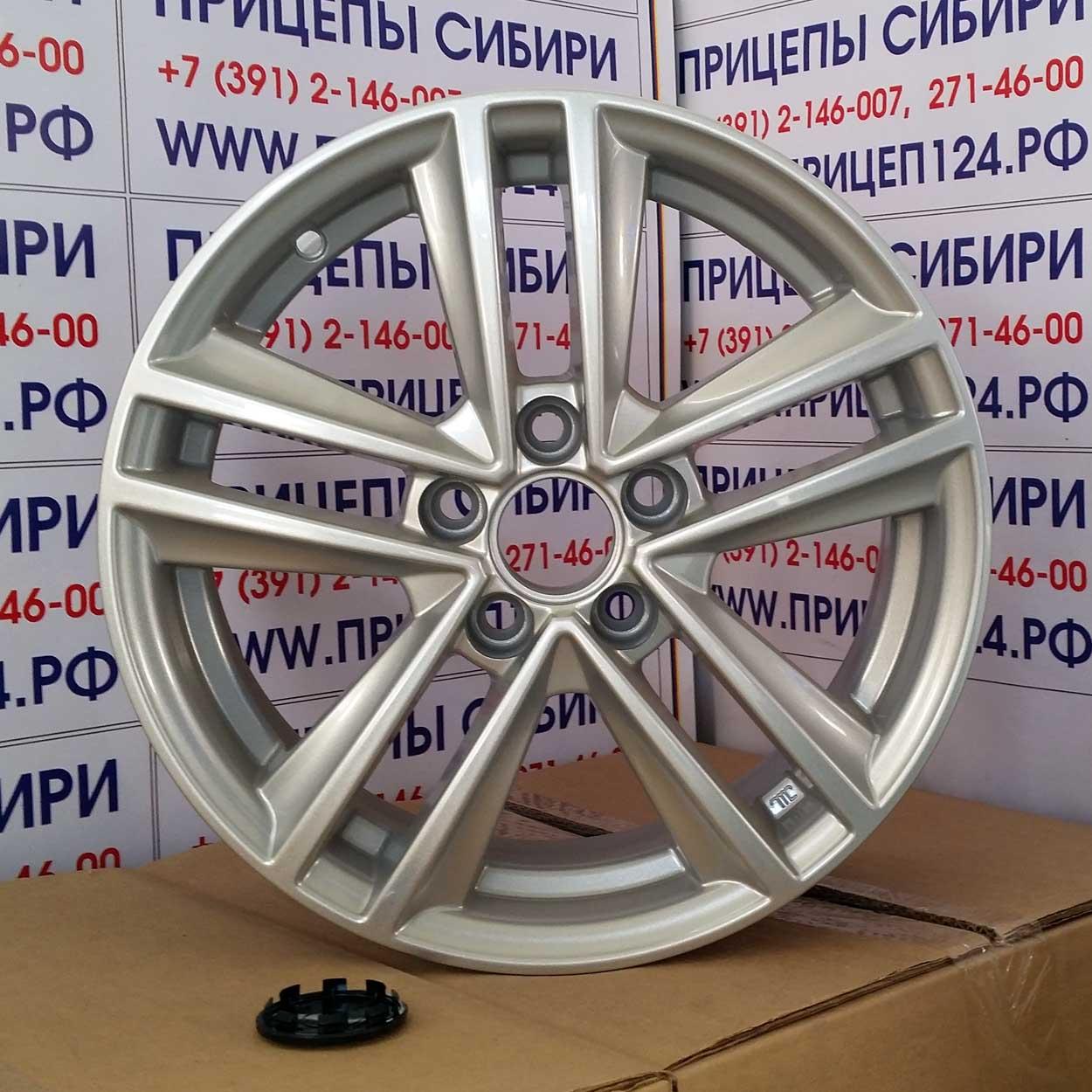 Литые диски КиК, R16 K-137 Крым