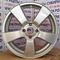 Литые диски КиК, R16 K-157 Куба