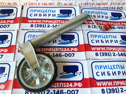 Колесо Опорное ДУ-60 нагрузка 500кг