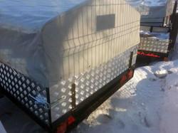 Легковой прицеп Аляска Фермер