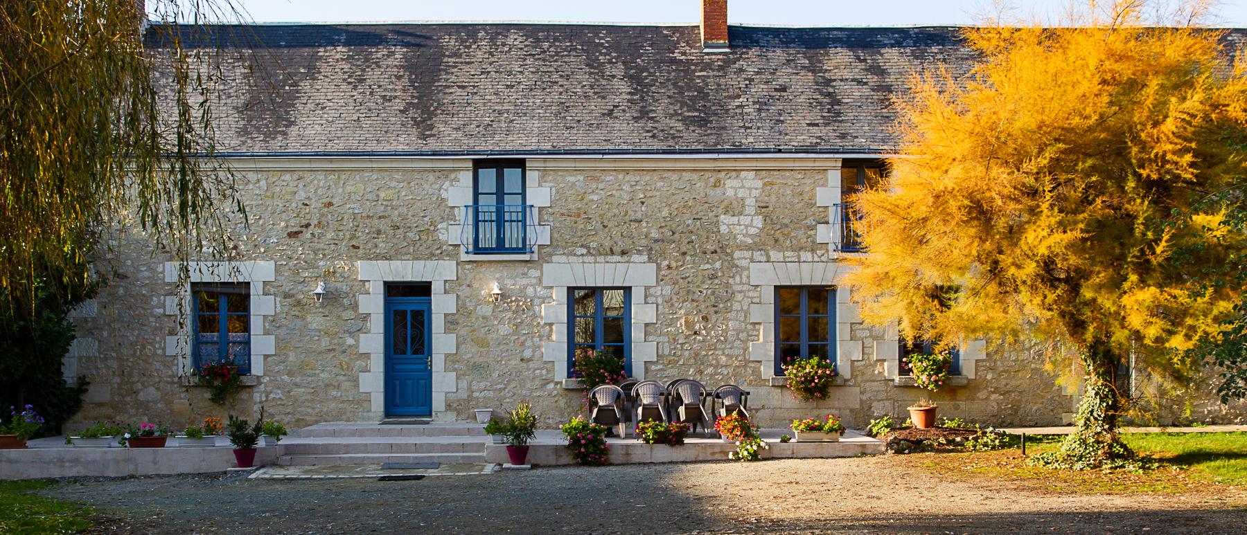 Gite en Indre et Loire