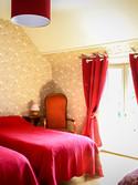 Chambre Magnolia, 4 lits, étage