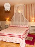 Chambre Romantique, lit 160, rdc