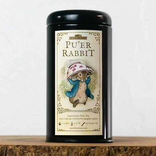 Pu'er Rabbit Loose Leaf Tea