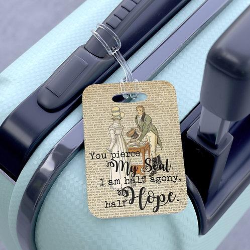 Pierce My Soul Luggage Bag Tag