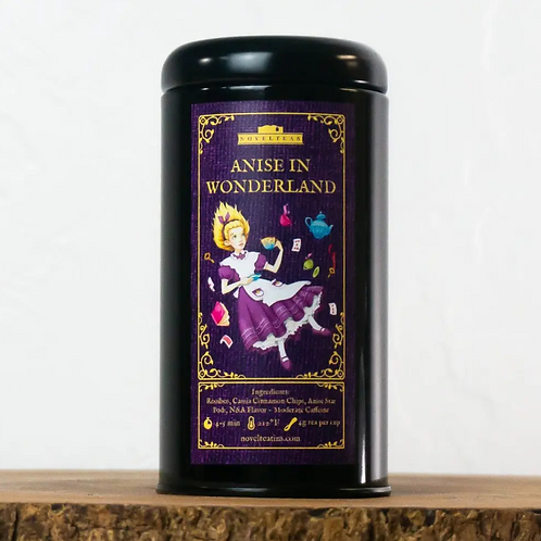 Anise in Wonderland Loose Leaf Tea