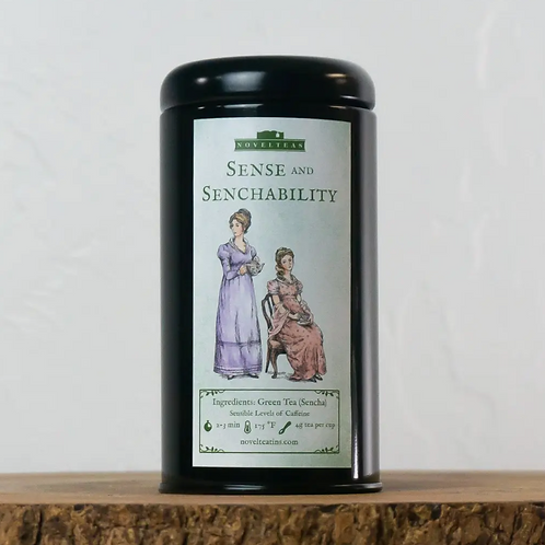 Sense and Senchability Loose Leaf Tea