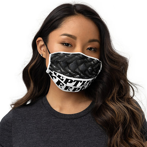 Reptile Keeper face mask