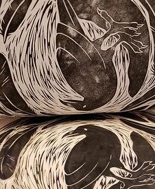Maya Schueller Elmes Crow Lino.jpg