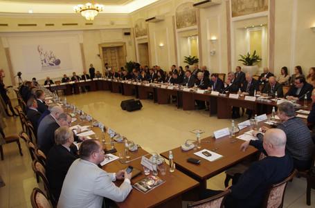 Заседание Комитета по координации деятельности ветеранских объединений