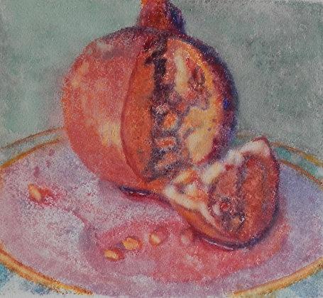 Portrait of a Pom