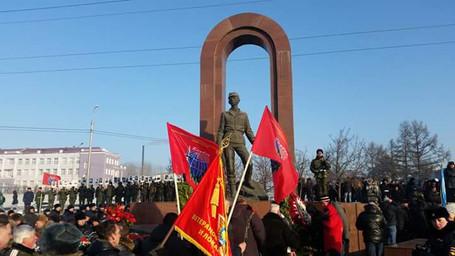 День Памяти в Красноярске