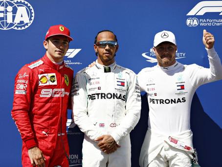 Hamilton gana el GP de Francia y consolida su liderato en el Mundial