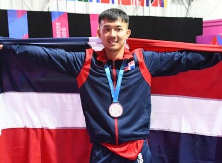 Jiaji Wu se queda con la plata para RD en Juegos Panamericanos