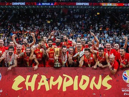 España gana el Mundial de baloncesto y regresa a la Luna
