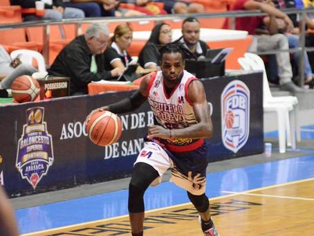 Eligen Jugador Más Valioso de la serie semifinal: Ramon Galloway se adueña del basket de Santiago.