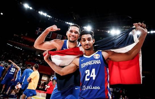 Son el equipo más corto en la Copa Mundial de Baloncesto en China, pero la República Dominicana está demostrando que el tamaño no lo es todo